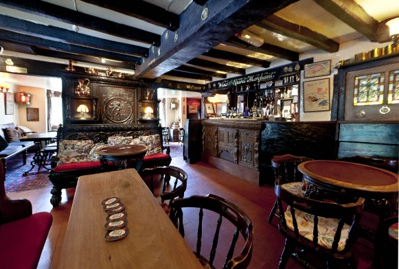 The Ship Inn Aldborough Relaxing and Inviting with a Superb Menu